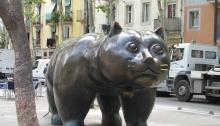 Barcellona Botero