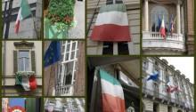 Torino bandiere