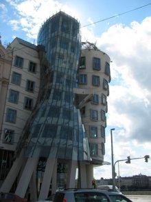 Praga. La casa danzante