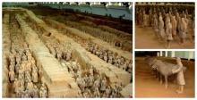 esercito terracotta